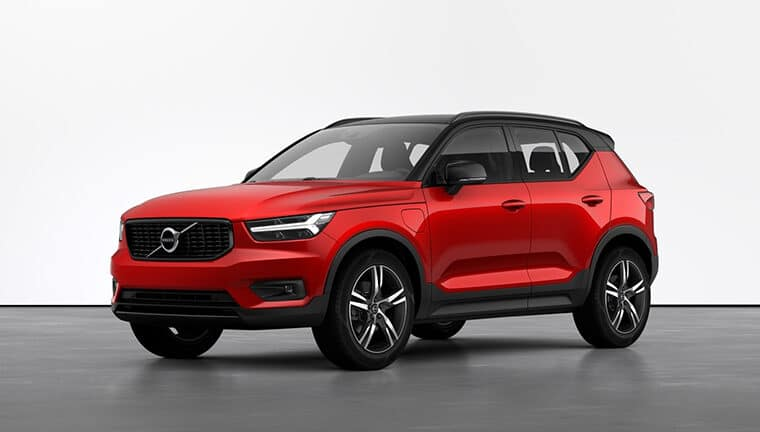 XC40 Recharge R-Design