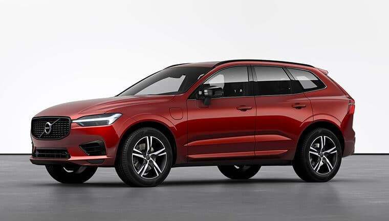 XC60 Recharge R-Design