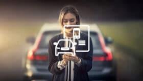 Rinnovo gratuito Volvo Cars app